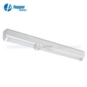 Replace T8 Fluorescent New Slim Batten 1-10v Dimming PIR Sensor IP20 Indoor Application Aluminum And PC Cover