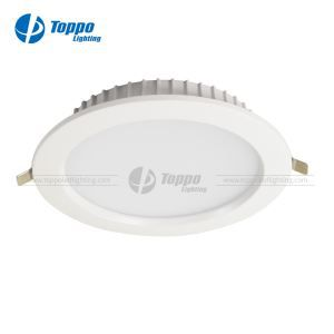 IP20 Easy Recessed Down Light Built-in Driver TRIAC Dimming