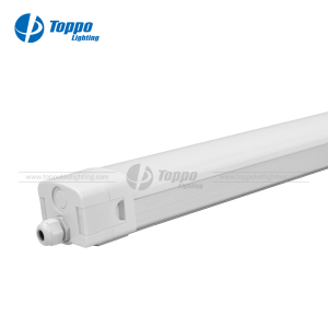 Install Without Tool 100lm/w 125lm/w 140lm/w Led Triproof Light
